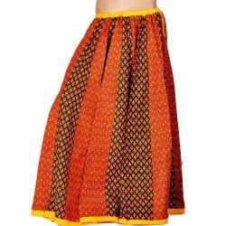 Jaipuri Ethnic Cotton Lehanga Skirt 282