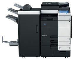 Konica Minolta Compact Digital Multifunctional Printer- Bizub 754e