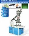 Single Slide Vertical Screw Type Injection Moulding Machine