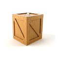 Wooden Pine Wood Boxes