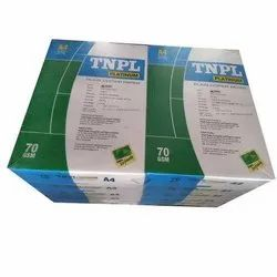 TNPL A4 Copier 70 GSM, For Photocopy, 500