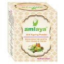Amlaya Herbals Anti Ageing Powder