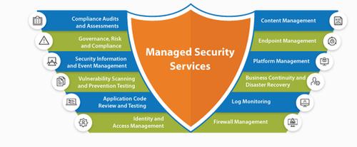IT Security Service, आईटी सिक्योरिटी