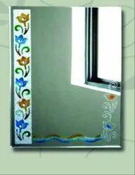 5 Mm Glass Designer Mirror
