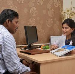 Dr. Mohan diabetes en el norte de Bangalore