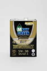 Molygreen Fully Synthetic Engine Oil, Packaging Type: Steel can 4 ltr