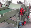 Waste Cotton Fabric Recycle Machine