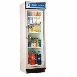 Blue Star Visi Freezer 375 Litter