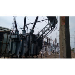 100 kVA-100 MVA Three Phase Power Distribution Electrical Transformer