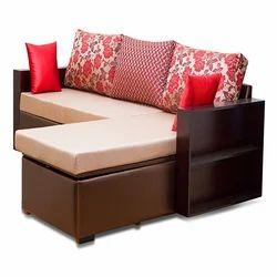 Leatherette Modular Sofa