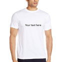 Customize Printed T-shirt