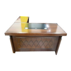 finished glass office table at rs 8000 piece s office tables