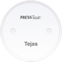 Press Fit Tejas Plastic Round Cover Hole Plates