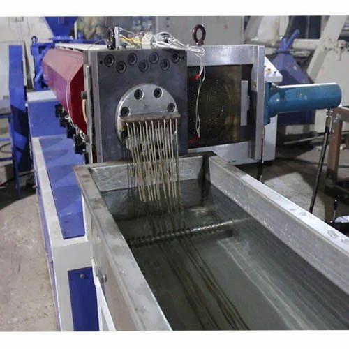 Plastic Recycling Machine Plant