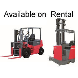 Forklift Rental, For Industrial, Rental Duration: Minimum 6 months