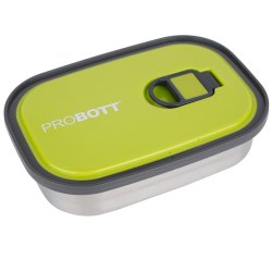 Probott Stainless Steel Food Grade Sling Lunch Box 350ml PBH 6001