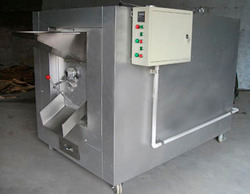 Peanut Roaster -Gas Electric Driven