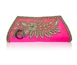 Ladies Hand Clutch Bag