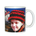 Customized Magic Photo Mug
