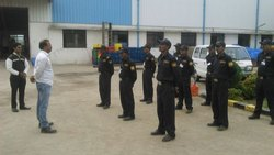 Security Services for Industrial