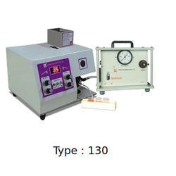 Digital Flame Photometer With Compressor