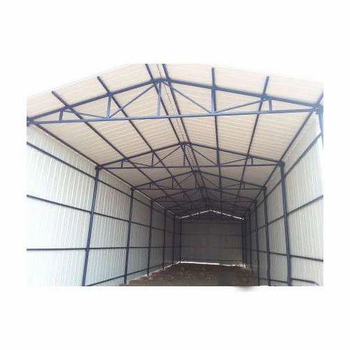 Truss Work Metal Roofing Sheet, Roof Works - Ramya ...