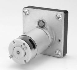 Carbon Brushed DC Geared Motor