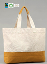 organic cotton canvas tote bag