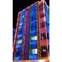 Residential Light Decoration Service