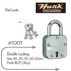 With Key Normal Hunk Atoot Pad Lock