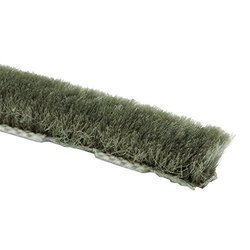 Silicated Pile Weatherstrip Wool Pile