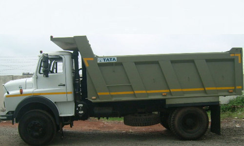 TIPPERS - Tata Defence Tipper Lpk 1613 Retailer from Jammu