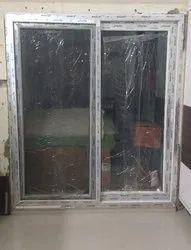 White Standard UPVC sliding Doors