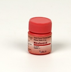 Glyceryl Trinitrate Tablets