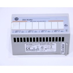 Allen Bradly PLC Flex Module 1794-IF4I Analog Input Module