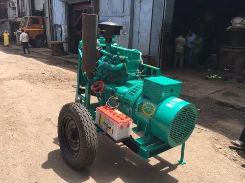 Open Diesel Generator - 45 KVA Open Diesel Generator Set