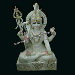 Marble Bhole Baba Statue