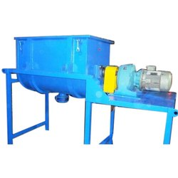 Three Phase Ribbon Blender