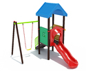AKPL03 Outdoor Multiplay Station