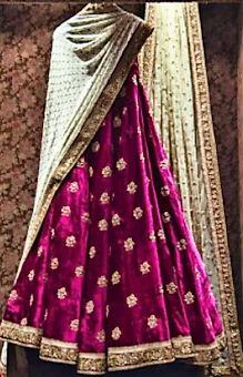 292b8b42cf Lehenga Raw Silk at Rs 8000 /piece | Silk Lehenga | ID: 14282258048