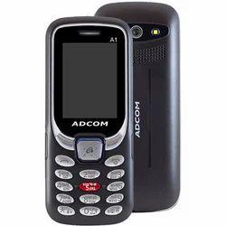 Adcom A1 Selfie Voice Changer Mobile - (Dual Sim, 1.8 Inch Display, 1050 Mah, Selfie Camera - Black