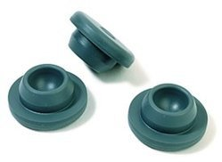 Slotted Rubber Stoppers