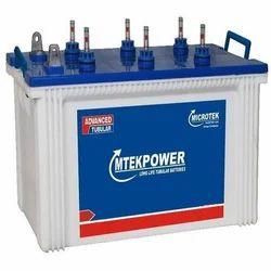 Microtek Tubular Batteries, Voltage: 24 V