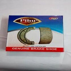 CNG Three Wheeler Brake Shoe