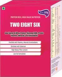 Protein Rich High Value Nutrition Prorich Ideal Blend of Whey Protein Skimmed Milk, Protein