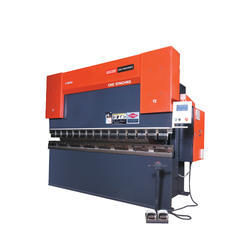 CNC Synchro Press Brake Machine