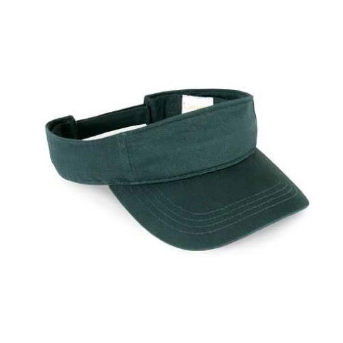 576f3e0674af45 Green Men's Sun Visor Cap, Rs 120 /piece, Nano Gift Shop | ID ...