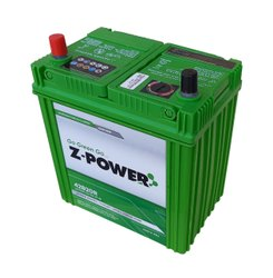 Z-Power Car Maintenance Free Automotive Battery, 12 V