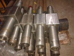 Lead Screw With Box Nut