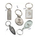 Zinc With Lazer Printed Key Chain, Packaging Type: Box